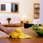 General cleaning checklist for the New Year