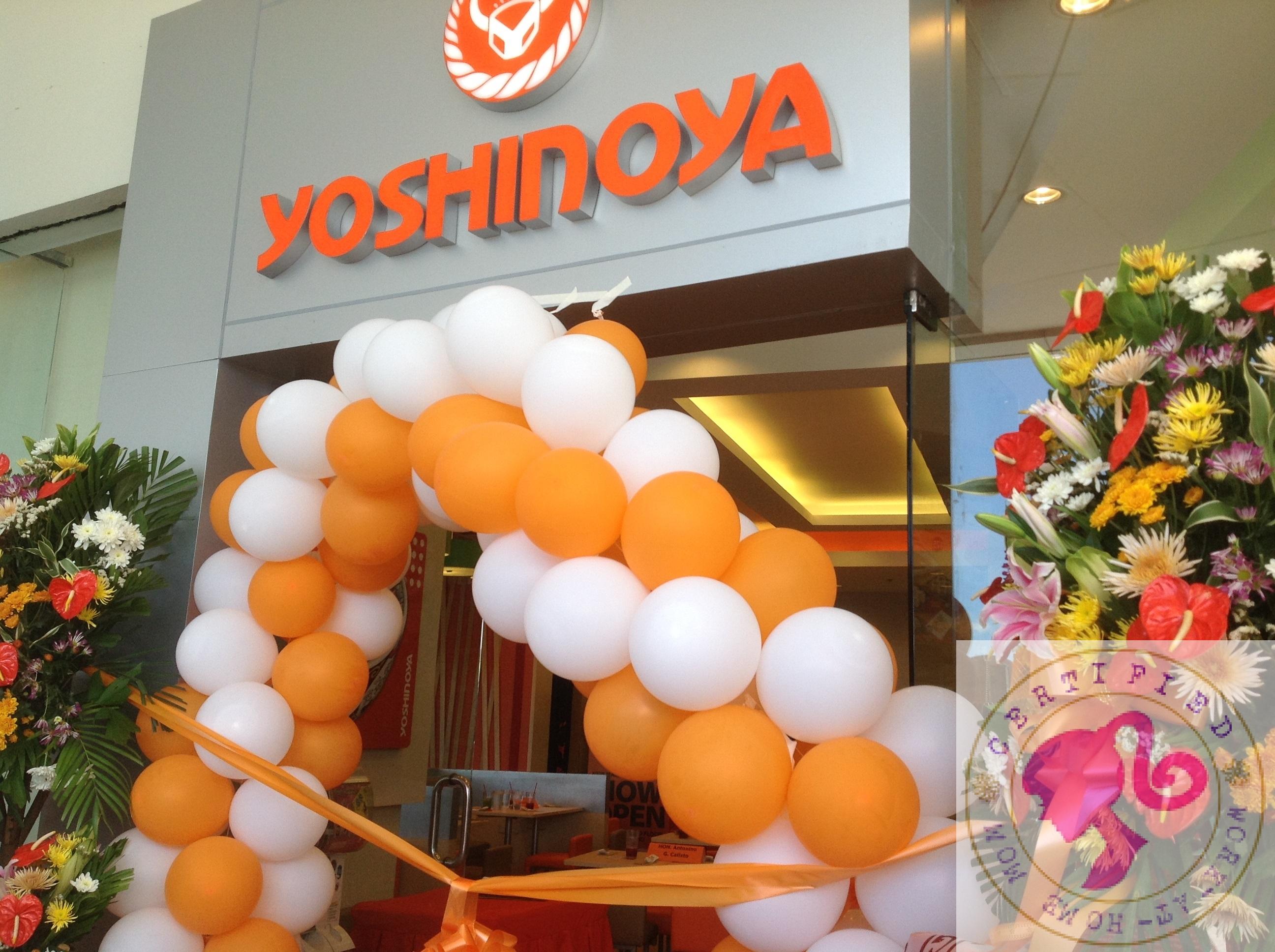 YOSHINOYA's Grand Comeback in SM Mall of Asia (MOA)